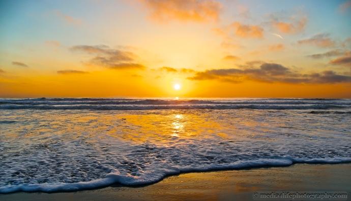 Palm Sunday Sunset