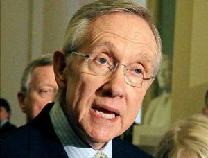 Harry Reid blog